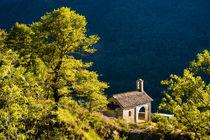 Kapelle Madonna della Pioda im Tessin Schweiz von Matthias Hauser