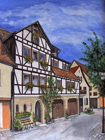 Haus in der Nachbarschaft von Elisabeth Maier