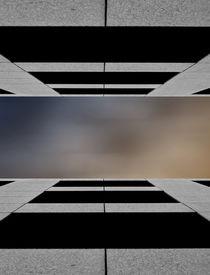 Schwarze Fenster II von Bastian  Kienitz