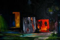 'little hope in the dark street' von halil celebi