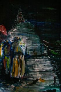 'lonely dock' von halil celebi