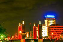 Duisburg bei Nacht by augenblicke