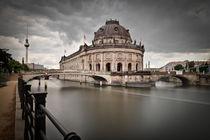 Berlin Bode Museum by Alexander Borais