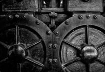 Toronto Distillery District 1 by Brian Carson