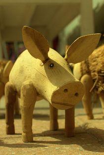 Piggys World by Michael Beilicke