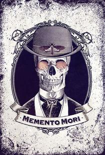 Memento Mori von Magda Lates