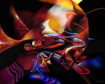 red soundshape von Wolfgang Schweizer