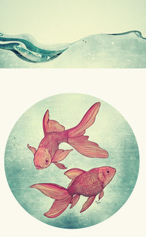'Goldfishes' by Mike Koubou