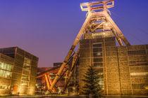 Zeche Zollverein by augenblicke