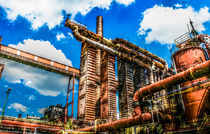 Zeche Zollverein von augenblicke
