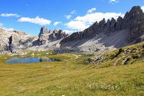 Alpensee von Jens Berger