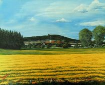 'Frühlingslandschaft' von Peter Schmidt