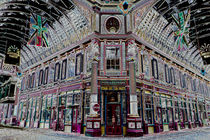 Leadenhall Market Art von David Pyatt