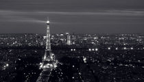 Paris By Night by Magda Lates
