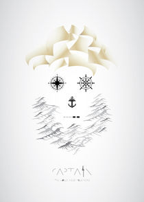 Captain | The world inside your head  von Theodoros Kontaxis