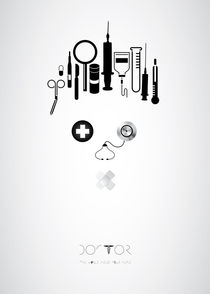 Doctor | The world inside your head  by Theodoros Kontaxis