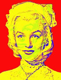 Marilyn Monroe in Gentlemen Prefer Blondes by Art Cinema Gallery