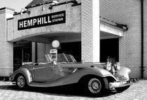 1936 Mercedes Benz by Philip Shone