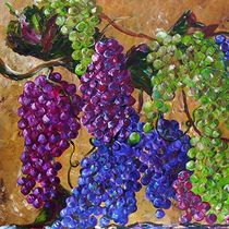 A Festival of Grapes by eloiseart