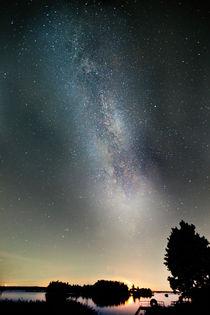 Milky Way by Ali Kesanto