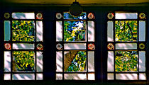 Hallway window von Leopold Brix