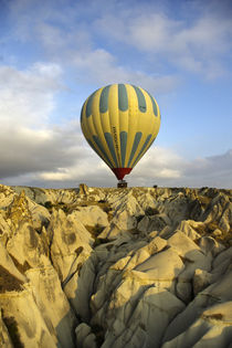 air balloon cappadocia - turkey by emanuele molinari
