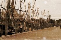 Hafen von Greetsiel by Andre Koch