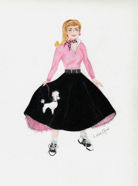 Poodle-skirt