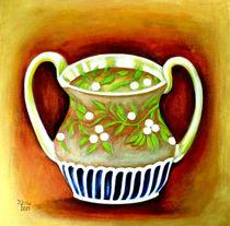 Schale mit zwei Henkeln by Irina Usova