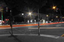 Night in Prenzlauer Berg by Freddy Olsson