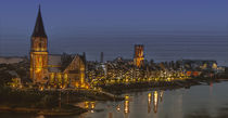 Emmericher Rheinpromenade von augenblicke