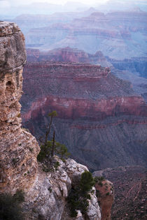 Grand Canyon at dusk by morningside