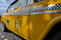 Yellow Cab von aengus