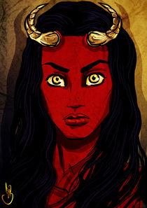 Die Krautur mit der goldenen Augen von Asta Legios