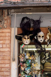 Venetian mask. by morten larsen
