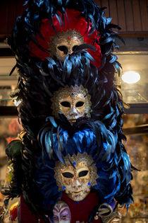 Venetian masks. by morten larsen