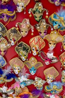 Venetian masks. von morten larsen