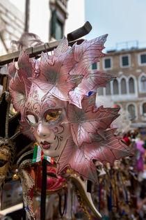 Venetian mask. von morten larsen