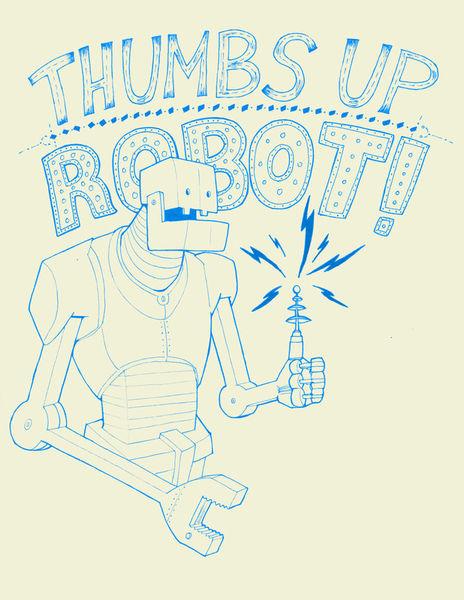 Thumbsuprobot