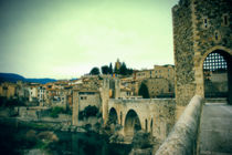 Stones from Besalu by Laura Benavides Lara