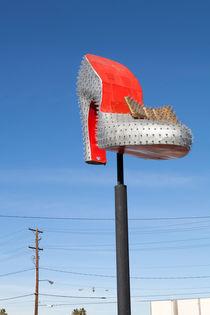 Silver slipper. von morten larsen