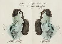 Agatha und Cecilia von susebee