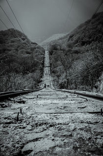 Railway to heaven von tapinambur