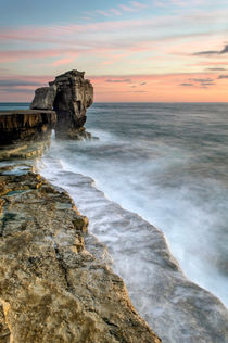 Pulpit Rock Sunset von Chris Frost