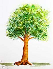 Mein Freund der Baum by Maria-Anna  Ziehr