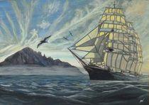 SEDOV vor Kap Horn von Matthias Wunsch