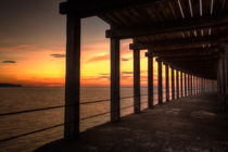 Whitby - Under the Boardwalk by Martin Williams