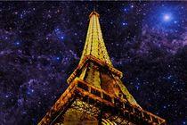 Eiffel Tower Photographic Art von David Dehner