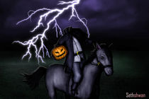 Headless Horseman by Seth Medeiros