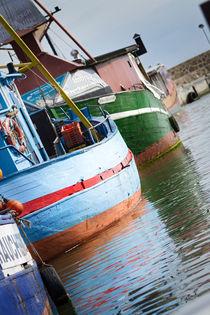 Nahaufnahme Sassnitz Hafen von papadoxx-fotografie